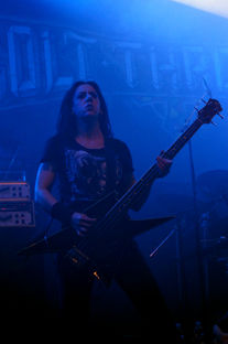 Bolt Thrower live beim Metal Invasion 2011 in Straubing