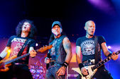 Accept erobert die Messehalle in Straubing