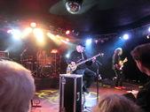 Iron Butterfly live im Kubana Club in Siegburg
