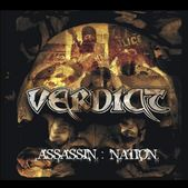 "Frontcover des aktuellen Albums ""Assassin : Nation"""