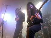 Obscura live auf der Omnivium Europe 2012 Tour mit Spawn Of Possession, Gorod und Exivious