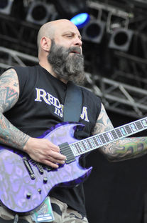 Crowbar live beim With Full Force 2010