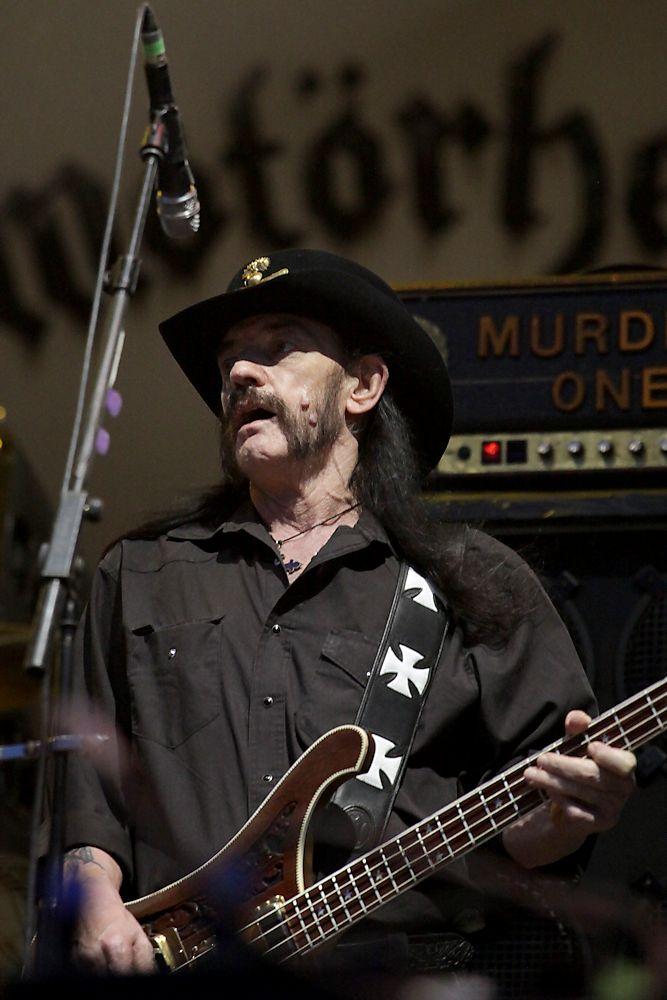 Lemmy Kilmister Tot