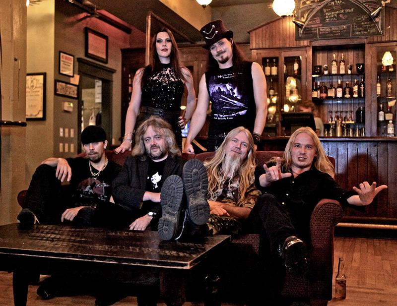 Nightwish: Floor Jansen mehr als nur temporärer Ersatz?